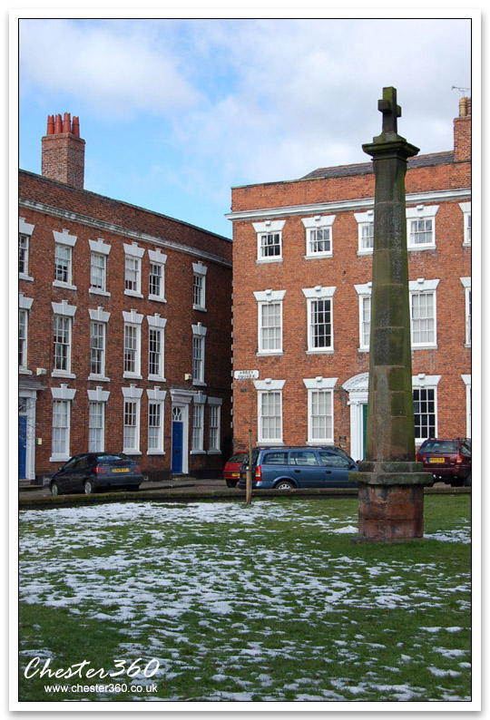 Abbey Square Chester