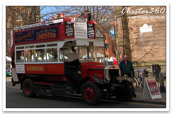 Chester Bus Tour