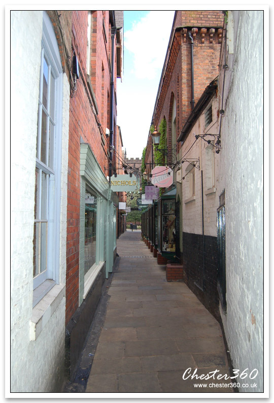 Godstall Lane Chester