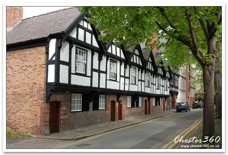 Nine Houses, Park Street, Chester