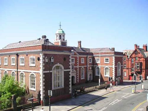 Blue Coat Hospital Chester